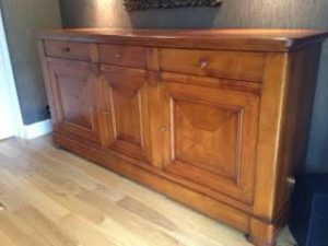 A picture of a sample sideboard