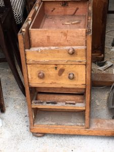 A picture of a Davenport Desk Drawer