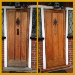 front doors