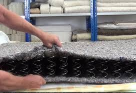 open coil foam